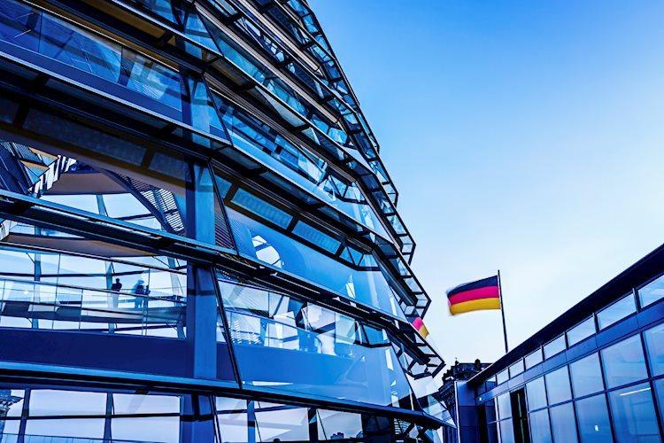 الحكومة الألمانية ترفع توقعات نمو الناتج المحلي الإجمالي لعام 2020 إلى 1.1 ٪ من 1 ٪
