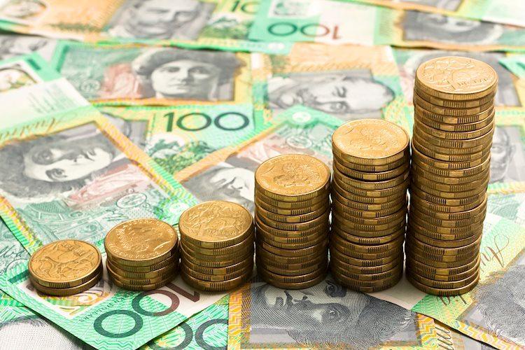 زوج دولار/دولار استرالي AUD/USD يعكس تراجعًا مبكرًا إلى أدنى مستوى خلال شهر واحد