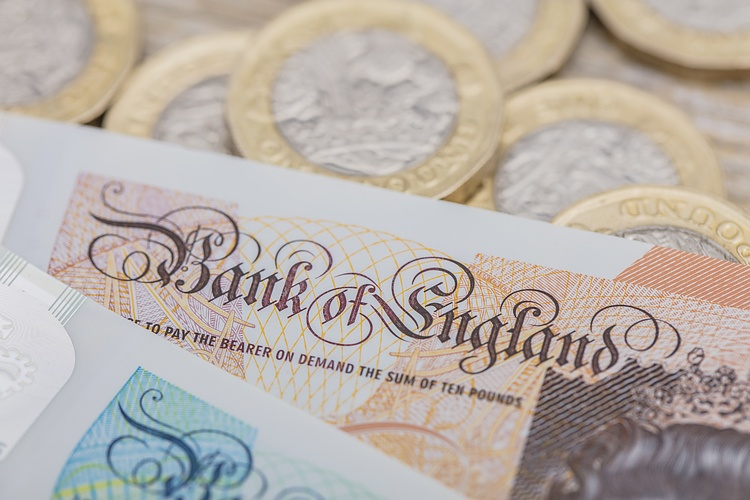 GBPUSD drops to 1-week lows, inching closer to  mark