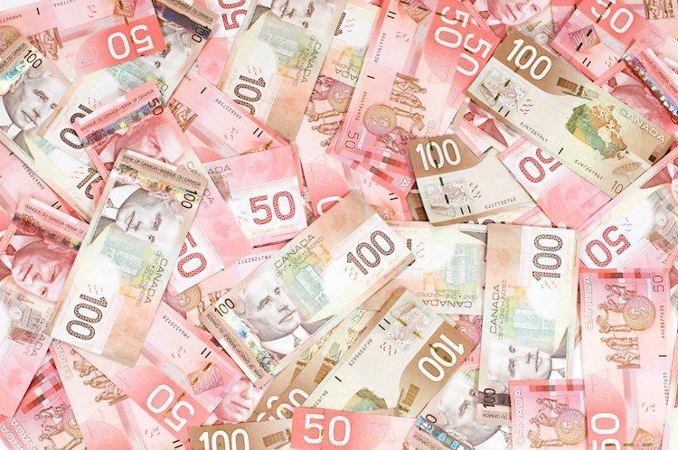 زوج دولار/دولار كندي USD/CAD يتحرك عائدا مرة أخرى بالقرب من قمم الأسابيع/200 DMA