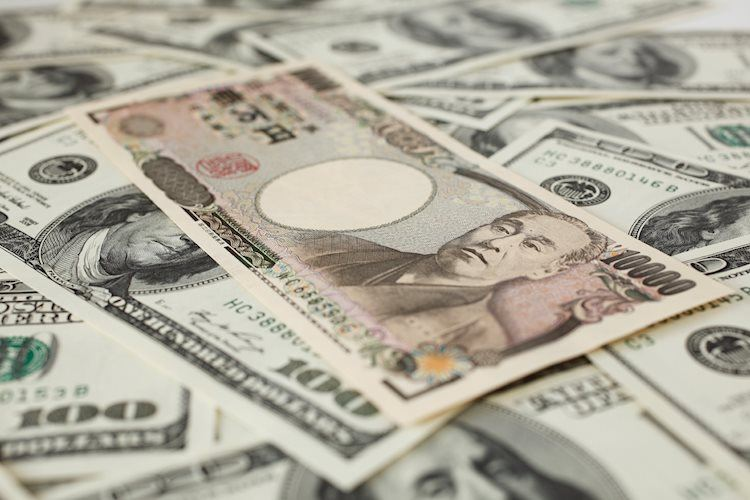 japanese 10000 yen and 100 dollar bills 14367199 Large - زوج دولار/ين USD/JPY يحتفظ بوجهة نظر إيجابية حتى الآن