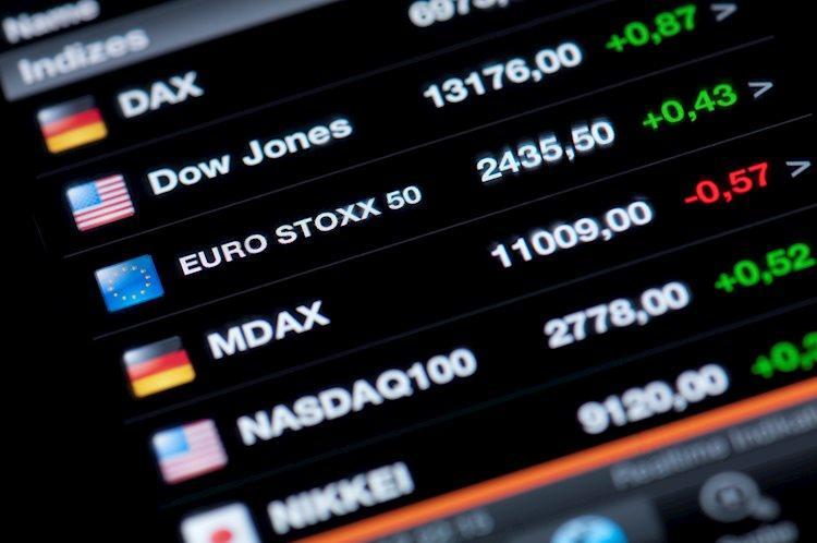الأسواق تأخذ استراحة من مخاوف فيروس كورونا، وتتطلع نحو البيانات