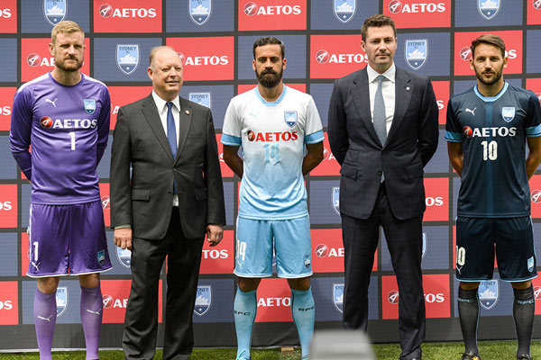 AETOS Capital Group and Sydney FC