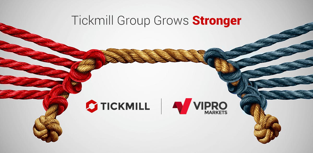 Tickmill Group looks to new horizons by acquiring Vipro Markets, a milestone in its strategy to raise the bar higher and thrive in the ever-demanding forex market.