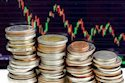 down trend in finance market gm490814976